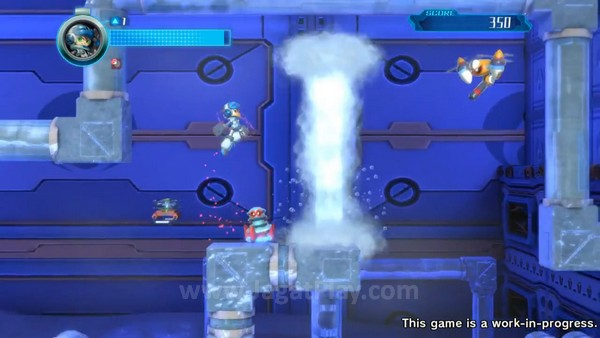 Mighty No 9 new gameplay trailer (4)