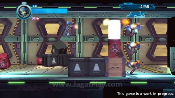 Mighty No 9 new gameplay trailer (7)
