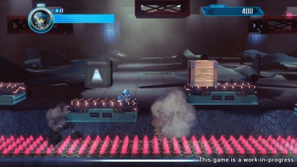 Mighty No 9 new gameplay trailer (9)