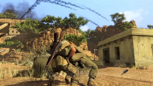 Sniper Elite 3 101 trailer (18)