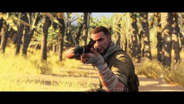 Sniper Elite 3 101 trailer (2)