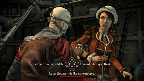 Tales from the Borderlands (2)