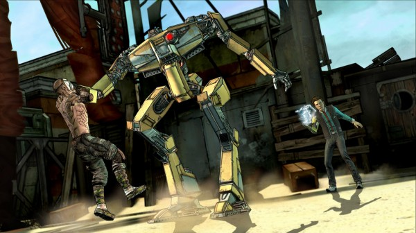 Tales from the Borderlands (3)