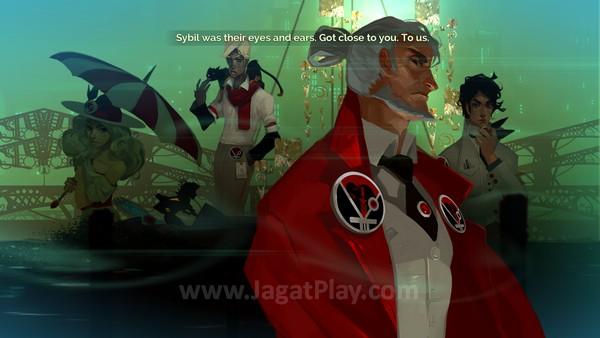 Misterius dan mematikan di saat yang sama, Camerata memerintahkan pasukan robotnya - The Process untuk membunuh para petinggi Cloudbank.