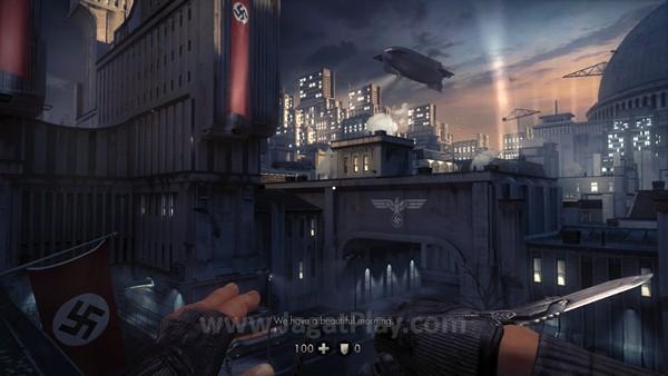 Bayangkan sebuah dunia, jika Nazi berhasil memenangkan perang dunia kedua melawan Sekutu. Itulah yang menjadi daya tarik utama Wolfenstein: The New Order.
