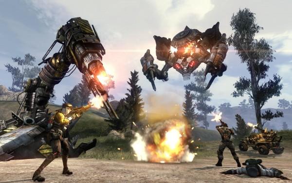 Satu tahun sejak dirilis, Defiance memastikan akan berubah format menjadi game free to play.