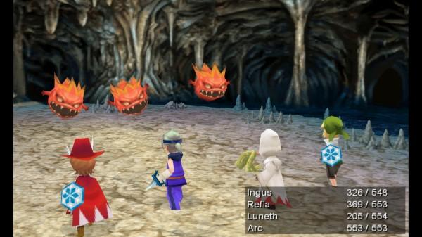 Final Fantasy 3 versi PC akan dirilis pada tanggal 27 Mei 2014 mendatang.