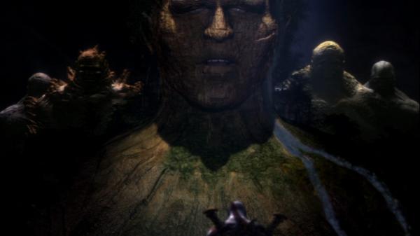 god of war gaia