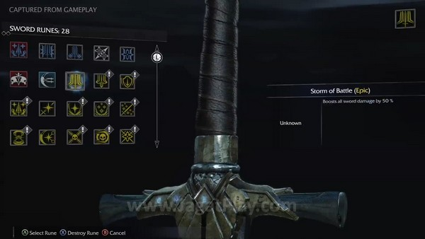 shadow of mordor weapons and runes (12)