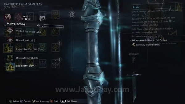 shadow of mordor weapons and runes (22)