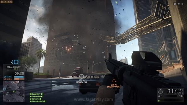 Walaupun dirilis hanya dalam waktu 1 tahun setelah Battlefield 4, EA menegaskan bahwa mereka tidak pernah berencana menjadikan Battlefield sebagai franchise game tahunan ala Call of Duty.