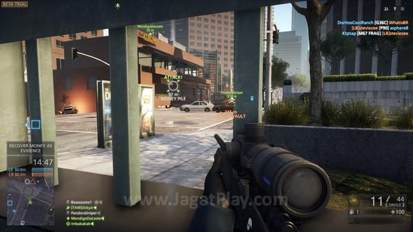 Nama kelas yang ditawarkan mungkin berbeda, namun identitas mereka tidak banyak berbeda dengan kelas di Battlefield 3 dan 4.