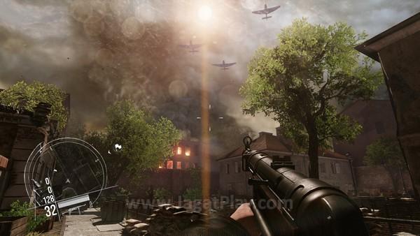 Perang seperti apa yang harus dihadapi oleh Hawkins? Anda bisa menjawab pertanyaan ini dengan memainkan Enemy Front.