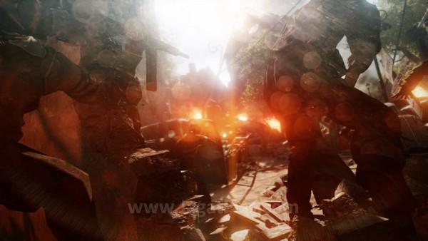 Kembali ke cita rasa FPS klasik, Enemy Front membawa Anda kembali ke tema perang dunia kedua.