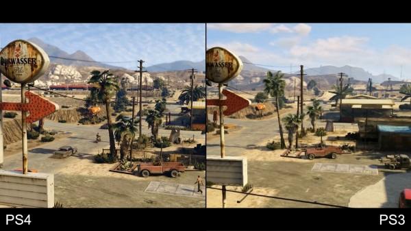 GTA V - PS 4 vs PS3 3 (11)