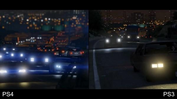 GTA V - PS 4 vs PS3 3 (12)