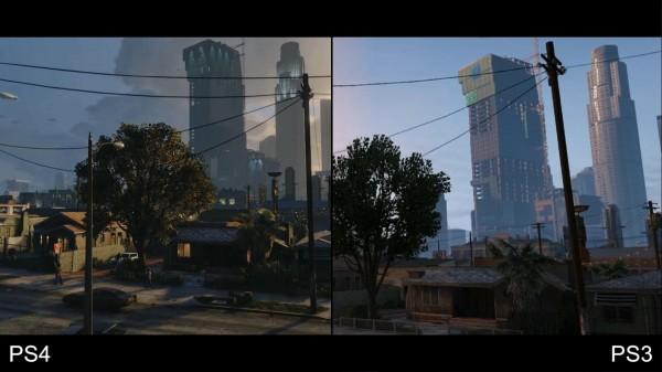 GTA V - PS 4 vs PS3 3 (15)