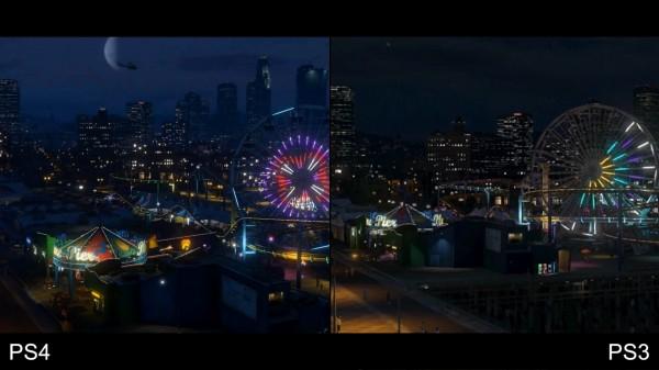 GTA V - PS 4 vs PS3 3 (17)