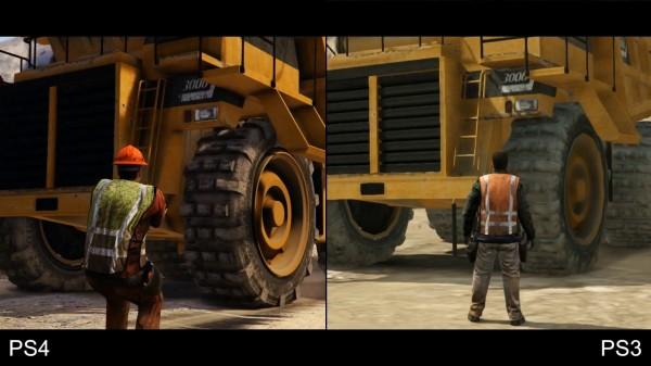 GTA V - PS 4 vs PS3 3 (6)