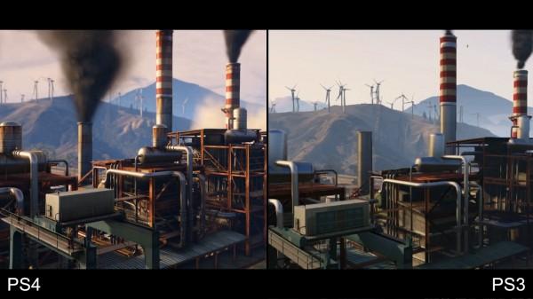 GTA V - PS 4 vs PS3 3 (8)