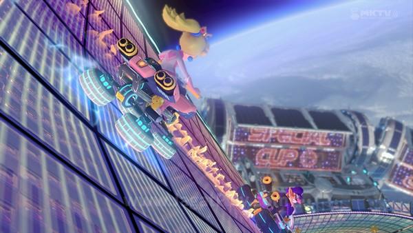 Perhatian yang besar pada detail lah yang membuat Mario Kart 8 terlihat menakjubkan.