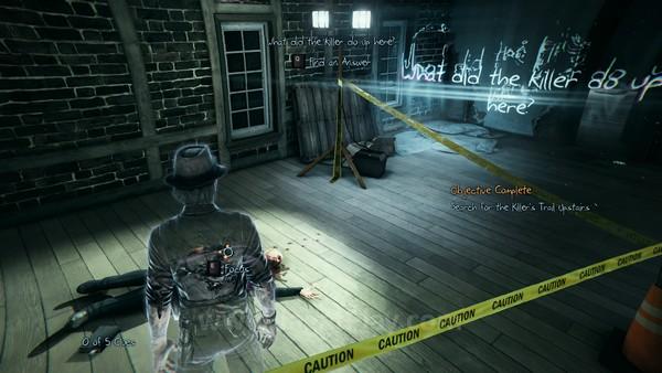 Sebuah game investigasi yang berjalan super linear tanpa kebebasan membangun alternatif cerita atau konsekuensi fatal sama sekali? Selamat datang di Murdered: Soul Suspect!