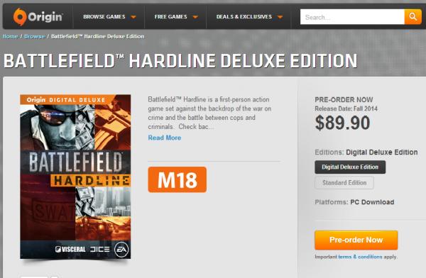 PO Battlefield Hardline
