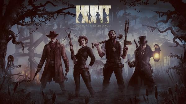 Crytek secara resmi mengumumkan proyek game terbaru mereka - Hunt: