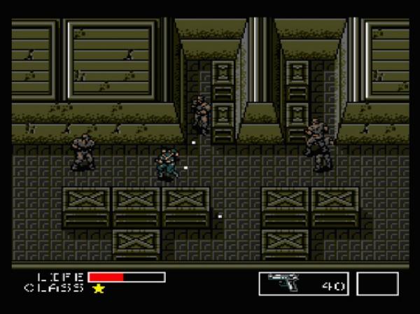 Konami memberikan lampu hijau bagi developer amatir - Outer Heaven untuk melakukan remake seri Metal Gear pertama yang dirilis tahun 1988 silam.