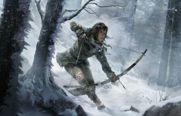 Walaupun disebut Square Enix sebagai Tomb Raider