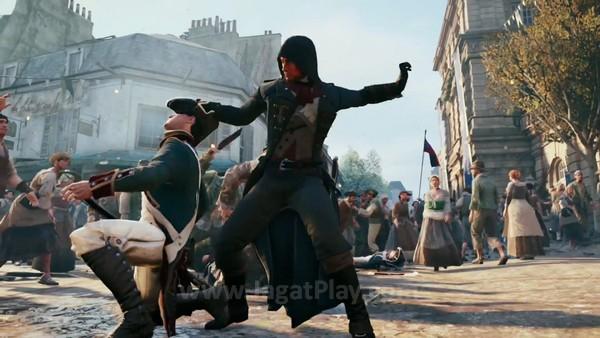 Assassin's Creed Unity dipastikan akan terlambat dua minggu dari rencana rilis awal. Ia kini akan dirilis pada 11 November 2014 mendatang, bersama dengan rilis AC Rogue.