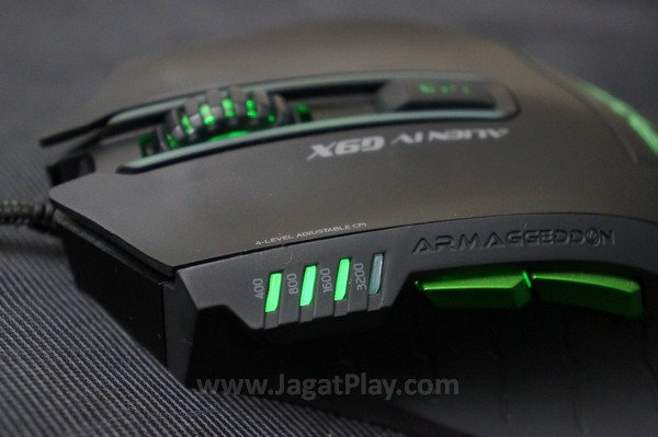 Salah satu nilai jual terkuat mouse ini? Harga! Untuk sebuah mouse gaming yang ditawarkan dengan range harga yang cukup rendah, ia mengusung fitur dan fungsi yang cukup lengkap.