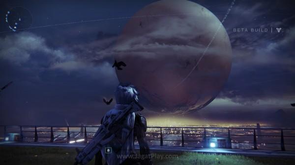 Sebagai sebuah game yang dirilis untuk platform gaming generasi terbaru, Destiny memperlihatkan kualitas visual yang memanjakan mata.
