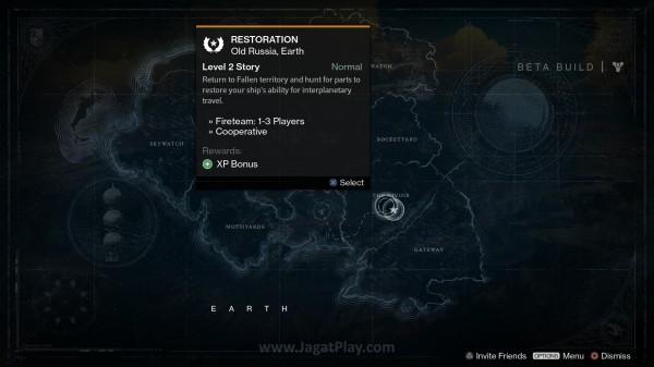 Progress cerita terbagi atas beragam misi yang diakses secara terpisah. Sayangnya, hal ini berimplikasi pada pengulangan landscape, terlepas dari eksplorasi lebih luas ke area baru setiap misi teranyar diperkenalkan.
