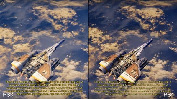 Destiny PS 3 vs PS 4 (11)