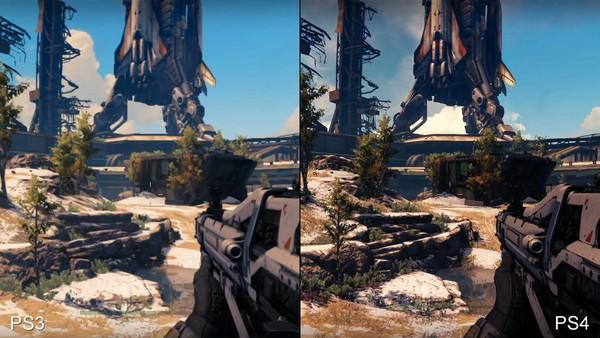 Destiny PS 3 vs PS 4 (12)