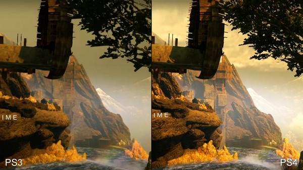 Destiny PS 3 vs PS 4 (2)