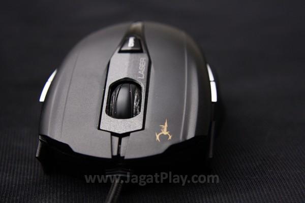 Mouse Gaming Gamdias Hades