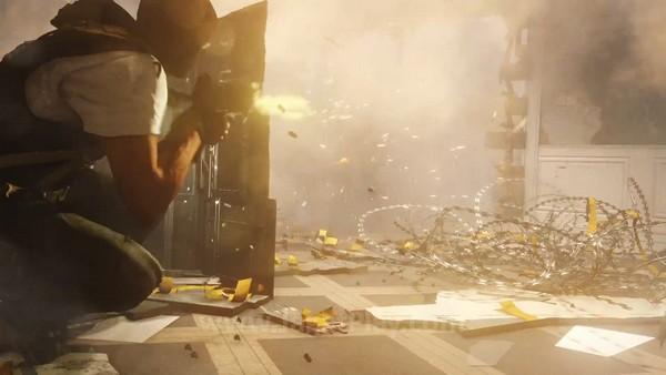 Rainbow Six: Siege akan berjalan 60fps di Playstation 4, Xbox One, dan PC. Sayangnya, tidak ada detail berapa resolusi yang akan diusung.