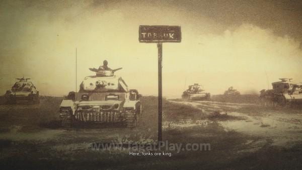 Tidak hanya menang jumlah personil dan senjata, Jerman juga kabarnya tengah mengembangkan senjata super baru di medan perang gersang ini.