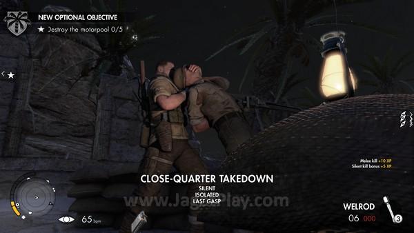Seperti sebagian besar game shooter yang kita kenal, misi akan berkisar menyelesaikan objektif tertentu sebelum bisa melangkah lebih jauh.