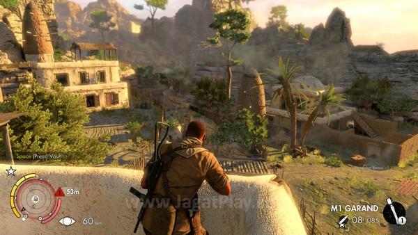 Jika ada satu hal yang pantas untuk diacungi jempol dari Sniper Elite 3, adalah kualitas visual dan desain yang meningkat cukup signifikan dibandingkan seri sebelumnya.