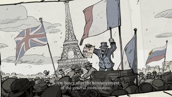 Ketika sebagian besar game bertema sema menjadikan Perang Dunia II sebagai timeline utama, Valiant Hearts - The Great War membawa Anda ke perang yang jarang dieksploitasi - Perang Dunia I.