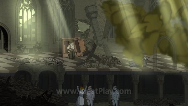Sebagian besar puzzle berkisar mengumpulkan item dalam runtut tertentu, sebelum Anda bisa beralih ke area selanjutnya.
