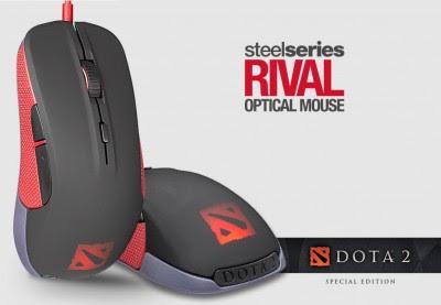 Rival juga akan menyematkan in-game item DOTA 2 untuk Doom - Hell's Glare.