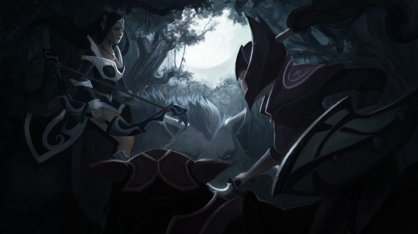 Valve ditengarai menyuntikkan engine generasi terbarunya - Source 2 secara diam-diam ke dalam mod tools DOTA 2.