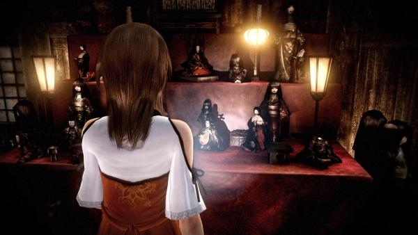 fatal frame the black haired shrine maiden2