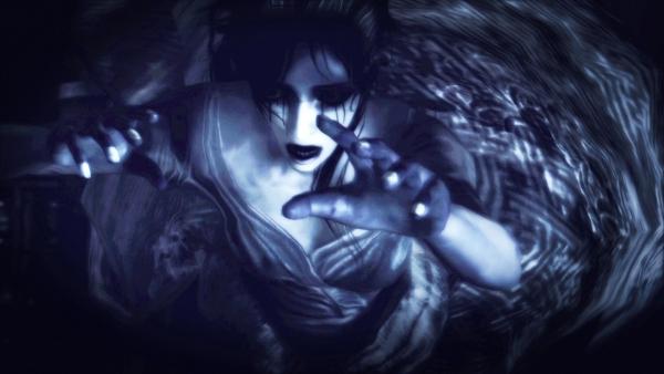 fatal frame the black haired shrine maiden3