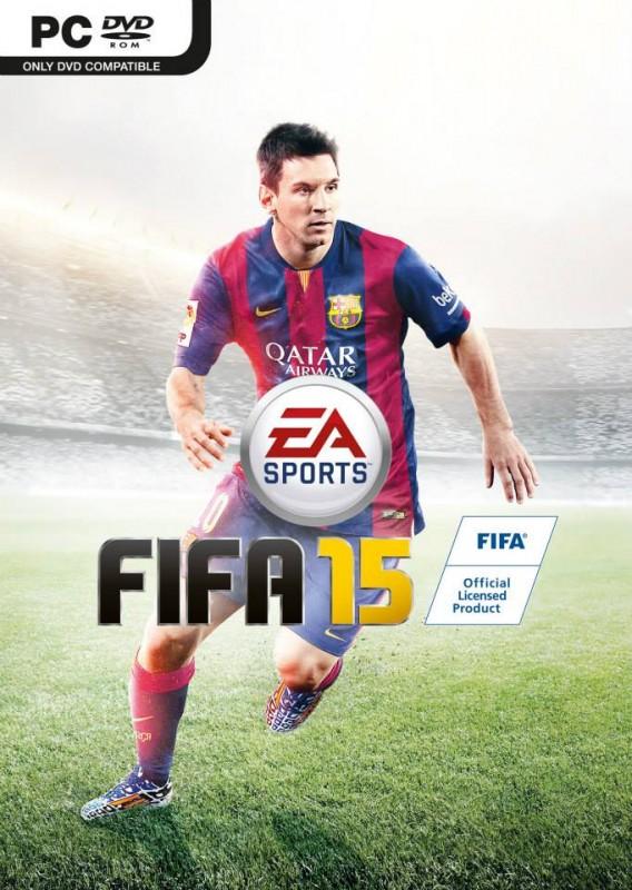 Bersama dengan diumumkannya Lionel Messi kembali sebagai bintang cover utama, EA juga mengumumkan tanggal rilis pasti untuk FIFA 15 pada 23 September 2014 mendatang.
