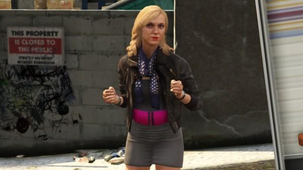 Rockstar menganggap tuntutan hukum Lindsay Lohan terkait karakter bernama Lacey Jones ini semata-mata dilakukan untuk kepentingan publikasi saja, untuk sekedar mencari perhatian.